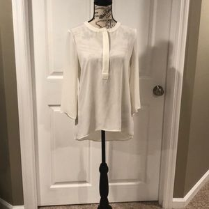 Off white Express high low Blouse size S